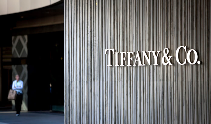 TIFFANY & Co. fourth-quarter earnings topped estimates after new stores in Asia and higher-priced jewelry helped the luxury chain make up for slow sales in the U.S. / BLOOMBERG FILE PHOTO/KONRAD FIEDLER