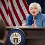 "FEDERAL RESERVE Chair Janet Yellen said an interest-rate increase would ""likely be appropriate"" at the central bank's upcoming meeting if employment and inflation continue to meet policy makers' expectations. / BLOOMBERG NEWS FILE PHOTO/PETE MAROVICH"