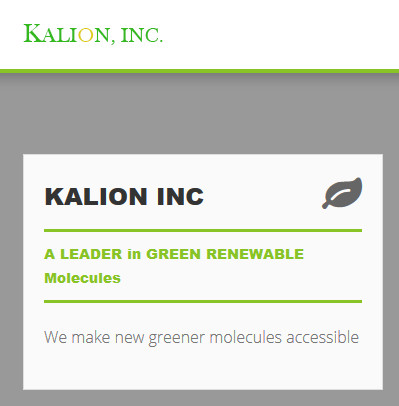 CHERRYSTONE ANGEL Group this week said it has closed on a follow-on round with Kalion in Milton, Mass. / COURTESY KALION