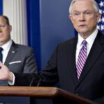 ATTORNEY GENERAL Jeff Sessions said on Monday that in one week, about 200 states and localities refused to honor federal requests to turn over undocumented immigrants. / BLOOMBERG NEWS PHOTO