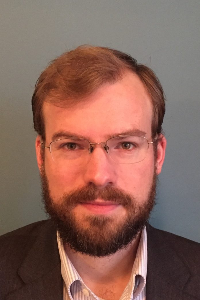 SETH ZEREN is the new director of development for Armory Management Co. / COURTESY ARMORY MANAGEMENT CO.