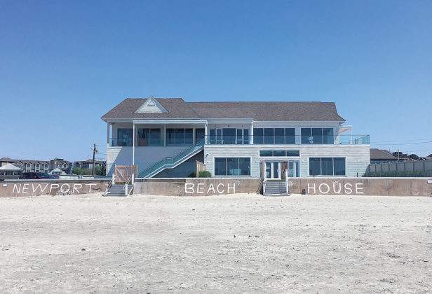 BEACHFRONT: Boston-based Longwood Venues & Destinations last year acquired the Newport Beach House in Middletown and plans to take advantage of the beachfront property by marketing to engaged couples and corporate-event managers. / COURTESY LONGWOOD VENUES & DESTINATIONS
