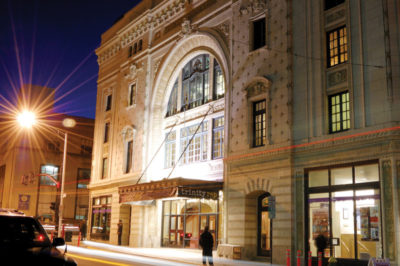 ON MONDAY, May 22, Trinity Repertory Co. will honor three Rhode Island residents with Pell Awards, along with actor Jessica Lange. / COURTESY ANNE HARRIGAN