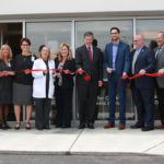 Southcoast Health ribbon-cutting ceremony