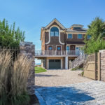 A newly constructed, oceanfront house in Narragansett has sold for $2.7 million./CREDIT LILA DELMAN REAL ESTATE INTERNATIONAL.