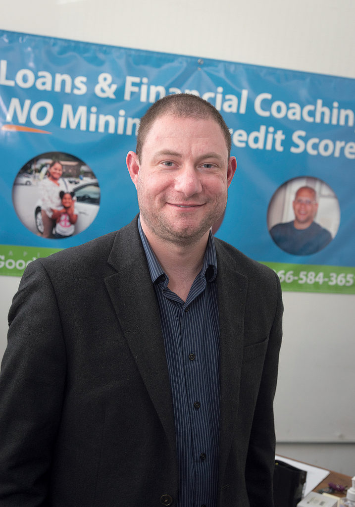 ANDREW POSNER, Capital Good Fund founder and CEO / PBN FILE PHOTO/ MICHAEL SALERNO