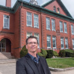 ARTISTIC VISION: Michael Rich is chairman of the Executive Committee for Arts in Common, which is trying to transform the Walley School and two surrounding former school buildings into an arts and cultural district. / PBN PHOTO/MICHAEL SALERNO