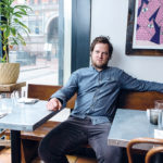GIVE THE PEOPLE WHAT THEY WANT: Chef Benjamin Sukle combines a refined sense of the possibilities of food today with an appreciation for his customers' tastes, and the combination has brought him national acclaim. / PBN PHOTO/RUPERT WHITELEY