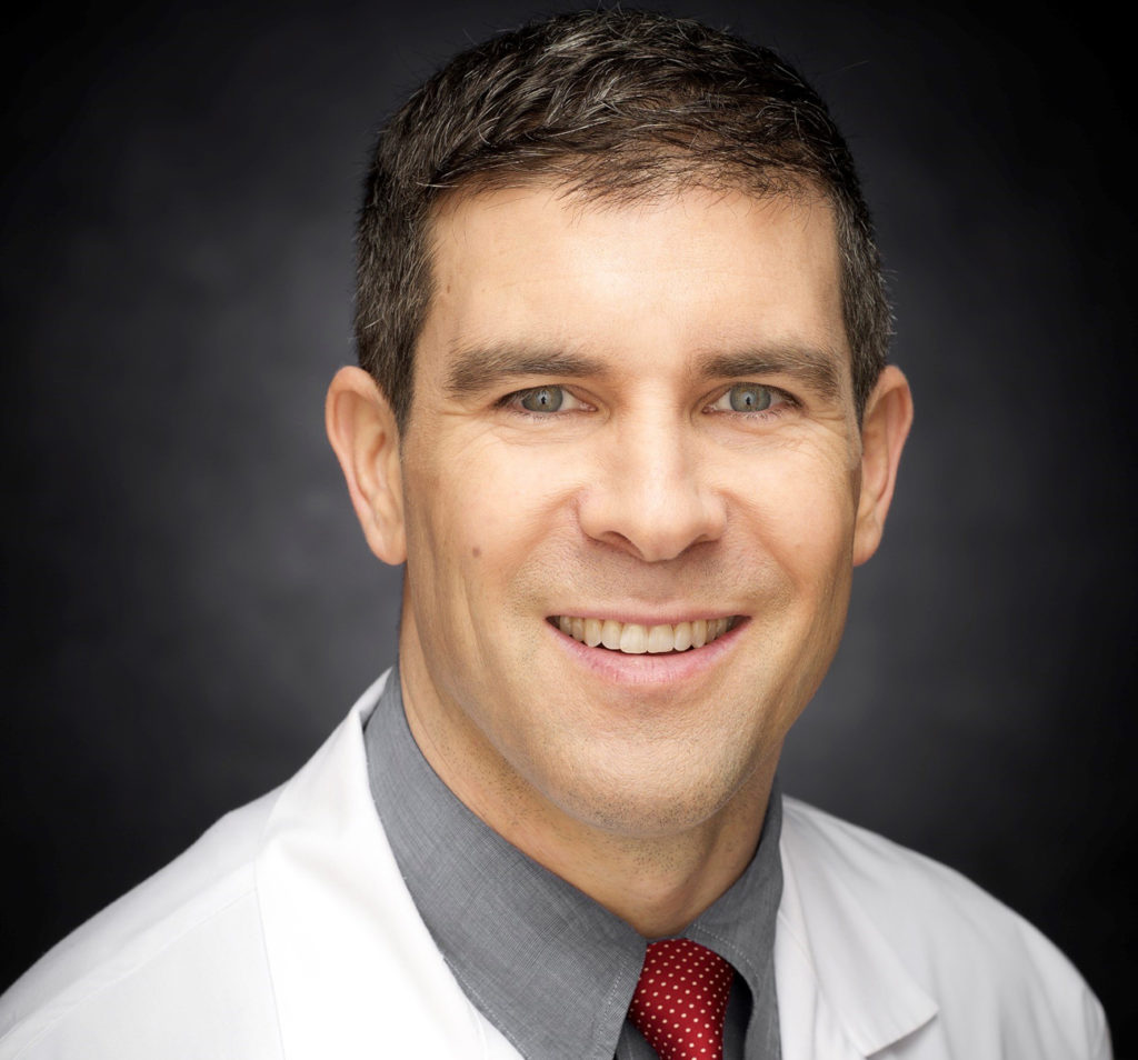DR. BRETT OWENS is affiliated with University Orthopedics, which has a new Cartilage Repair Center. /COURTESY UNIVERSITY ORTHOPEDICS