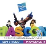 HASBRO HAS STARTED SELLING tickets for Hascon, its first Comic-Con-like event to be held Sept. 8-10 at the R.I. Convention Center.