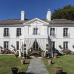 """KER ARVOR,"" a Louis XV revival house modeled after La Lanterne, Versailles, has been listed by Lila Delman Real Estate International for $12 million. /COURTESY LILA DELMAN REAL ESTATE INTERNATIONAL"