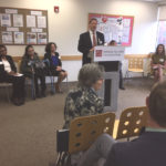 Neil D. Steinberg announces more than $270,000 in Rhode Island Foundation grants.