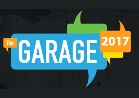 "THE GARAGE 2017 will take place on May 16, and will focus on ""Innovation for Rhode Island's Future."" /COURTESY THE GARAGE"