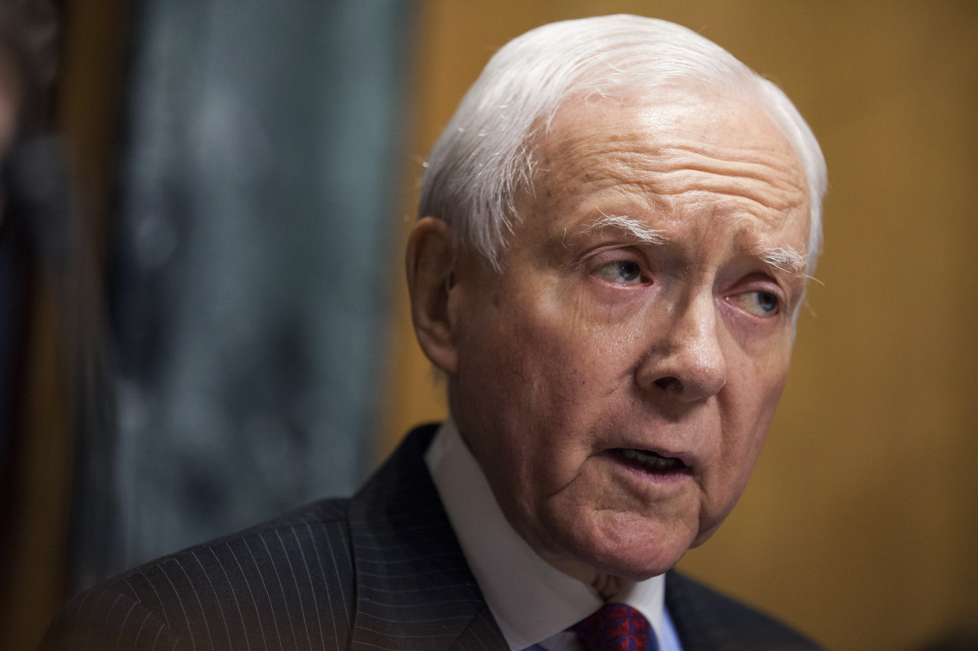 SENATE FINANCE COMMITTEE CHAIRMAN ORRIN HATCH, R-Utah, says that it is not a given that the taxes that were rolled back in the House of Representatives' American Health Care Act will be written out of the Senate's version of health care reform.