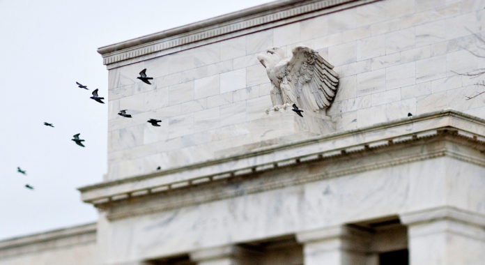 U.S. INFLATION HAS SLOWED and is now expected to miss the Federal Reserve's year's end inflation target. The soft growth may prevent a second interest rate hike later this year. / BLOOMBERG / JOSHUA ROBERTS
