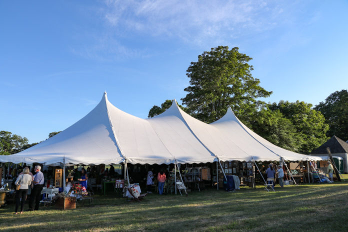 PREVIEW SOME OF the top picks of the upcoming Little Compton Antiques Festival on Aug. 4 from 6-8 p.m. The event will benefit Preserve Rhode Island and the LCHS. /COURTESY PRESERVE RHODE ISLAND