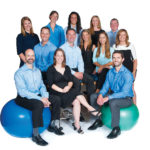 LIVING AS IT PREACHES: Elite Physical Therapy works to build a positive and healthy atmosphere at work, which yields a fun place to work. / COURTESY ELITE PHYSICAL THERAPY