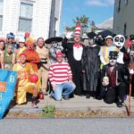 NOT ALL BUSINESS: While Envision Technology Advisors works hard to stay up to date with the latest technology, staff also has fun with events such as a Halloween-themed gathering. / COURTESY ENVISION TECHNOLOGY ADVISORS