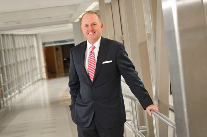 LIFESPAN PRESIDENT AND CEO Dr. Timothy J. Babineau said an improved financial position in 2016 allowed Lifespan to make a voluntary PILOT payment to Providence in fiscal 2017.