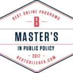 UNIVERSITY OF MASSACHUSETTS Dartmouth's Master of Public Policy program was ranked No. 10 in the nation by BestColleges.com, a website that works with prospective students in search for the best-fitting school. /COURTESY BESTCOLLEGES.COM