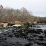 THE BRADFORD DAM is slated to be removed starting in July. /COURTESY U.S. FISH AND WILDLIFE SERVICE