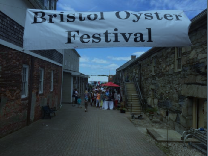 THE FOURTH ANNUAL Bristol Oyster Festival will be held on June 18. /COURTESY R.I. MARCH OF DIMES