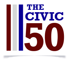 CVS HEALTH AND HASBRO were named as 2017 Civic 50 Honorees by the nonprofit Points of Light. /COURTESY POINTS OF LIGHT