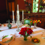 "A NEW, SPECIAL exhibit at the Lippitt House Museum, ""The Art of Dining: A Taste of Providence's Golden Age,"" showcases the etiquette of Victorian food and dining habits. /COURTESY THE LIPPITT HOUSE MUSEUM"