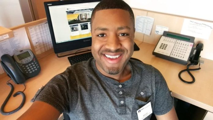 MYLES DIAS is the founding member of the University of Massachusetts Dartmouth NAACP chapter. /COURTESY UMASS DARTMOUTH