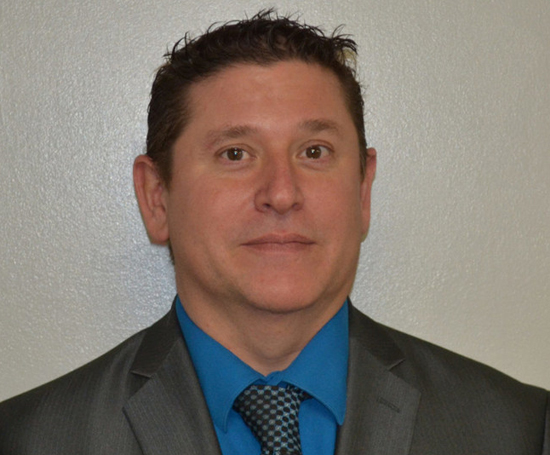 QUENTIN SMALL, above, brings almost 20 years of industry experience to his new position as a senior IT support manager for SecurityRI. /COURTESY SECURITYRI