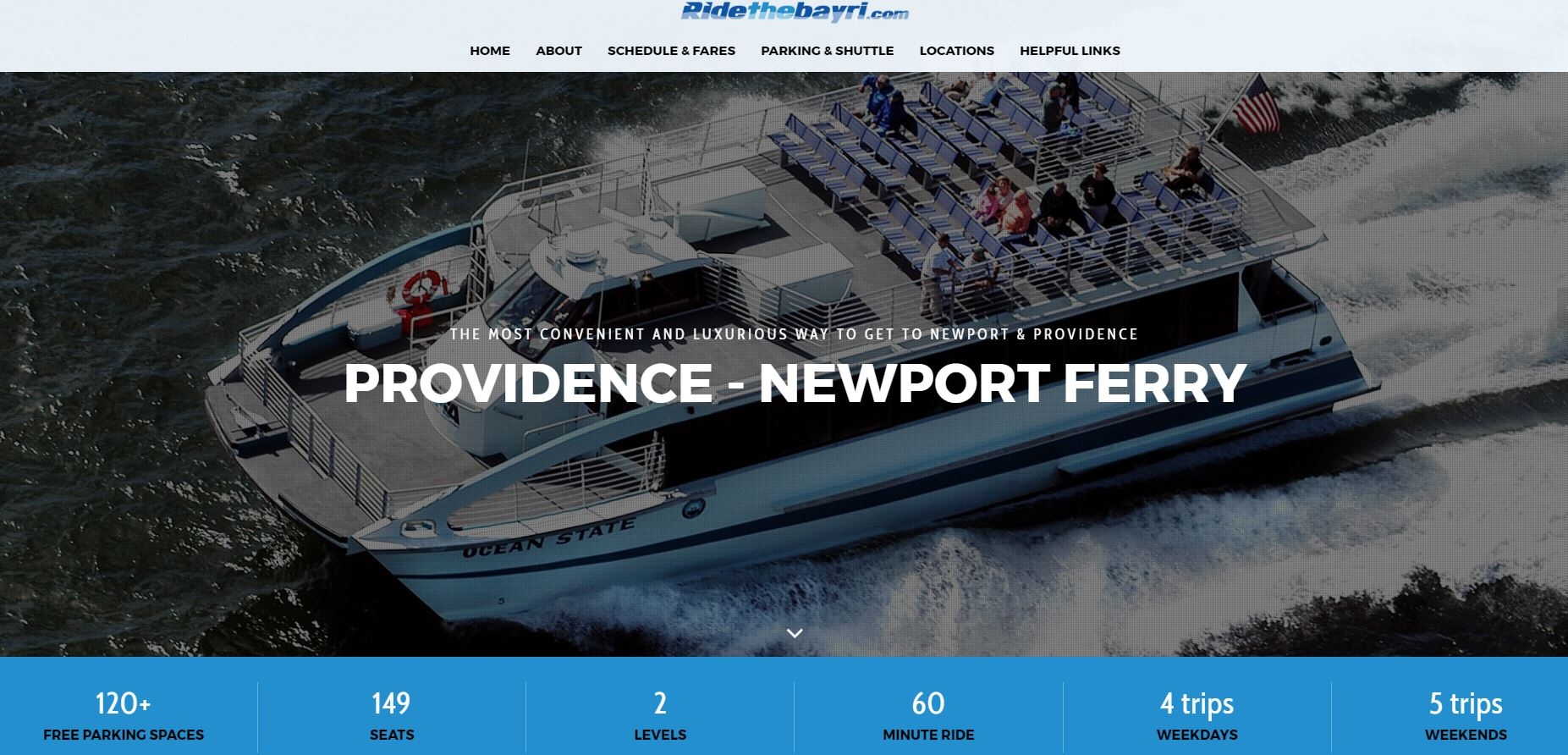 Commerce R I  and RIDOT launch new website for Providence