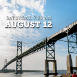 THE R.I. TURNPIKE and Bridge Authority Foundation is hosting the inaugural Mount Hope Bridge 5K road race on Aug. 12 to benefit the Rotary Club of Bristol. /COURTESY R.I. TURNPIKE AND BRIDGE AUTHORITY