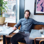 BENJAMIN SUKLE, CHEF AND OWNER of Providence restaurants birch and Oberlin. / PBN FILE PHOTO/RUPERT WHITELEY
