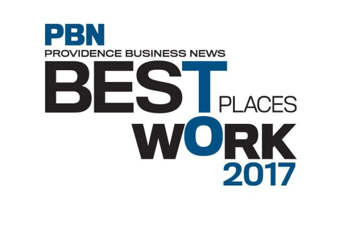 PBN CELEBRATED THE HONOREES of the Best Places to Work 2017 on Wednesday evening.