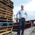 The Town Dock is on a roll, winner of PBN's 2017 Overall Excellence in Manufacturing award and No. 6 on 2016's Fastest-growing Midsize Companies list. CEO and President Ryan Clark shares some of what he has learned along the way. / PBN PHOTO/RUPERT WHITELEY