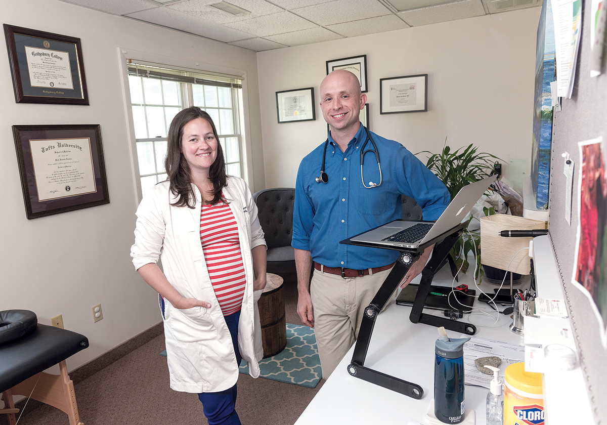 Docs fill primary care gap - Providence Business News