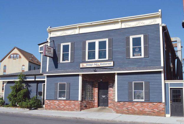 141-143 N. Main St. (1900)PROPERTY OWNER: Geo D P LLCTENANT: Jimmy's Pub & Restaurant