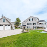 THIS HOUSE ON the waterfront of Ninigret Pond at 22 Kennedy Lane in the Meadow neighborhood of Charlestown sold recently for $1.3 million. It was the second-highest sale on the street in five years, according to Mott & Chace Sotheby's International Realty. /COURTESY MOTT & CHACE SOTHEBY'S INTERNATIONAL REALTY