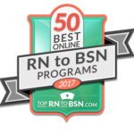 NEIT ranks fifth for RN to BSN online programs in the U.S. COURTESY TOP RN TO BSN