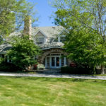 THIS HISTORIC CARRIAGE HOUSE at 434 Ocean Road in the Wild Field Farm neighborhood of Narragansett sold recently for $1.1 million. /COURTESY LILA DELMAN REAL ESTATE INTERNATIONAL
