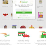 INSTACART INC., which recently launched its grocery-delivery service in Rhode Island and southern Massachusetts, serves a total of 33 states and the District of Colombia. / COURTESY INSTACART INC.