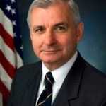 U.S. Sens. Jack F. Reed and Susan Collins' private conversation caught on a live microphone causedsome drama in Washington. /PBN FILE PHOTO