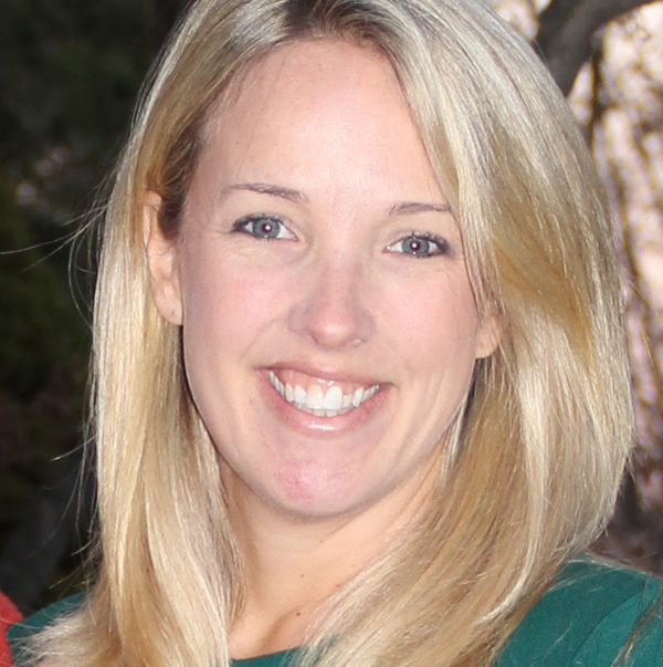 MEG STOWE, A TEACHER and entrepreneur who founded the Girls Leadership Collaborative, has been appointed to lead the Innovation Center collaboration between LearnLaunch and Rocky Hill School in her new role as the school's innovation director. /COURTESY ROCKY HILL SCHOOL