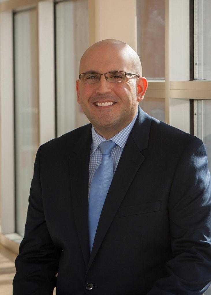 MICHAEL SOUZA is the new chief executive officer of Landmark Medical Center. /COURTESY LANDMARK MEDICAL CENTER
