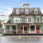3883 MAIN ROAD in Tiverton, otherwise known as the Provender building is being listed at $1.2 million. /COURTESY LILA DELMAN REAL ESTATE INTERNATIONAL