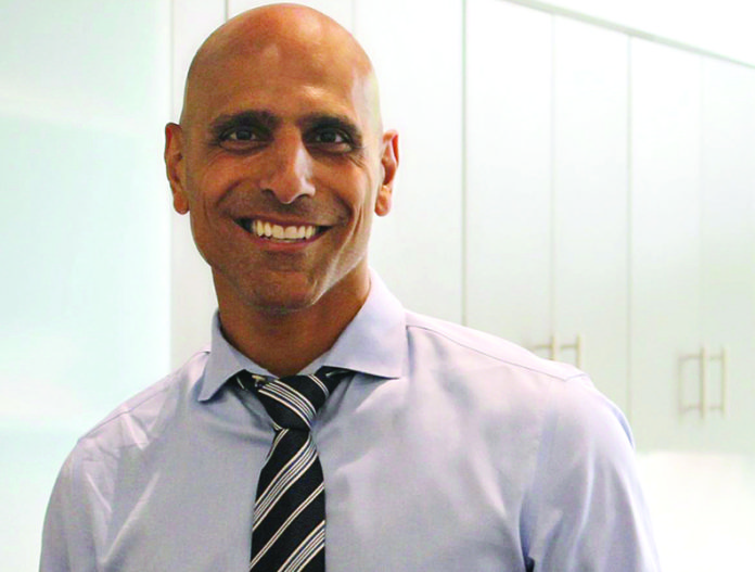 DR. RAMIN TABADDOR has joined University Orthopedics at its new East Greenwich location as director of sports medicine. /COURTESY UNIVERSITY ORTHOPEDICS
