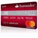 SANTANDER BANK'S NEW Ultimate Cash Back credit card offers 1.5 percent cash back on all transactions. /COURTESY SANTANDER BANK