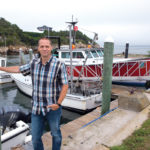 NEW APPOINTMENT: Jason E. McNamee, chief of marine-resource management at the R.I. Department of Environmental Management, will lead the R.I. Division of Marine Fisheries, which had operated as a subsection of the R.I. Division of Fish and Wildlife until a law passed in July elevated the division as its own entity.  / PBN PHOTO/KATE WHITNEY LUCEY