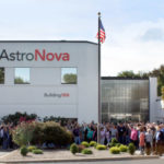 ASTRONOVA ANNOUNCED RECENTLY John P. Jordan, the company's vice president, chief financial officer and treasurer, intends to resign his position to pursue another professional opportunity. He has agreed to remain in his current position for a transition period, to end no later than Sept. 1.
