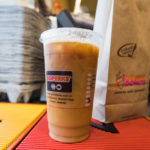 """DUNKIN' BRANDS IS considering a rebranding of its stores to simply """"Dunkin' """" / BLOOMBERG FILE PHOTO/RON ANTONELLI"""